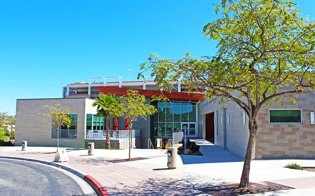Student health counseling services california state sustainability was at the forefront of design and construction and the project achieved leed gold certification 1betcityfo Gallery